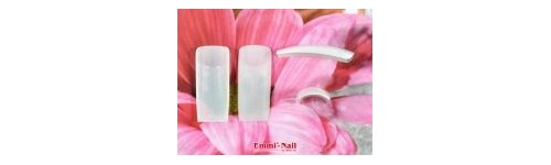 Artificial nail tips 50 pcs natural