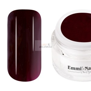 Emmi-nail barvni gel Athena purple VEGAN 5 ml