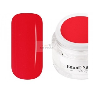 Barvni gel FIESTA RED Emmi-nail  5 ml